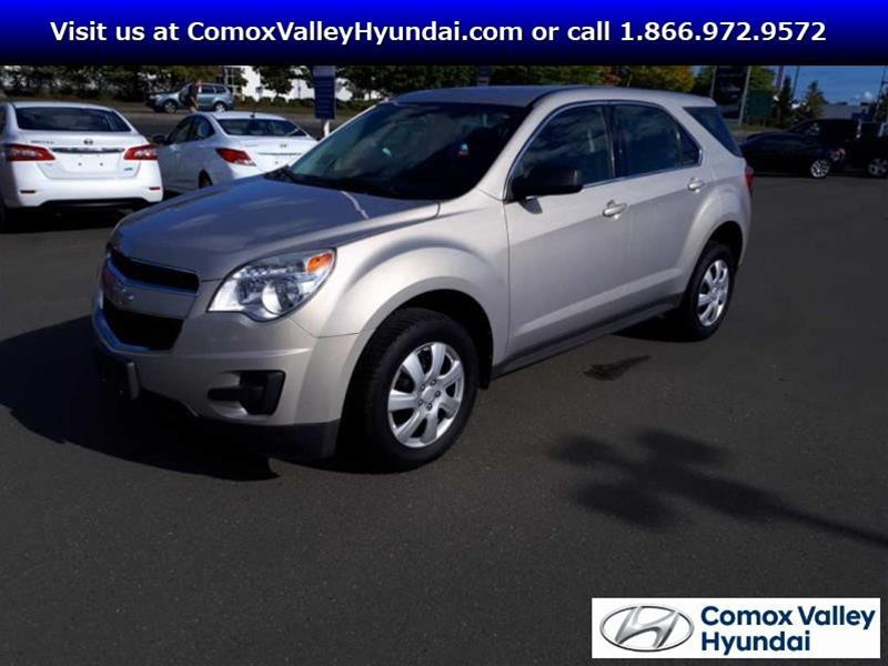 2011 Chevrolet Equinox LS AWD 1SA #PH1003
