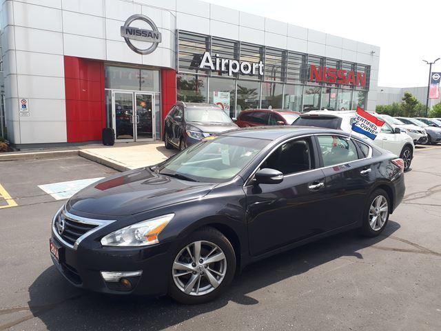 2014 Nissan Altima 2.5 SL LOADED,LEATHER,ROOF,ALL #P1692