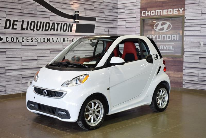 Smart fortwo electric drive 2014 Passion TOIT+MAGS #190188b