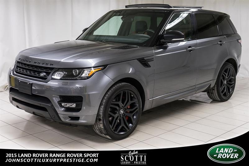 Land Rover Range Rover Sport 2015 V8 SC Autobiography Dynamic #P16134