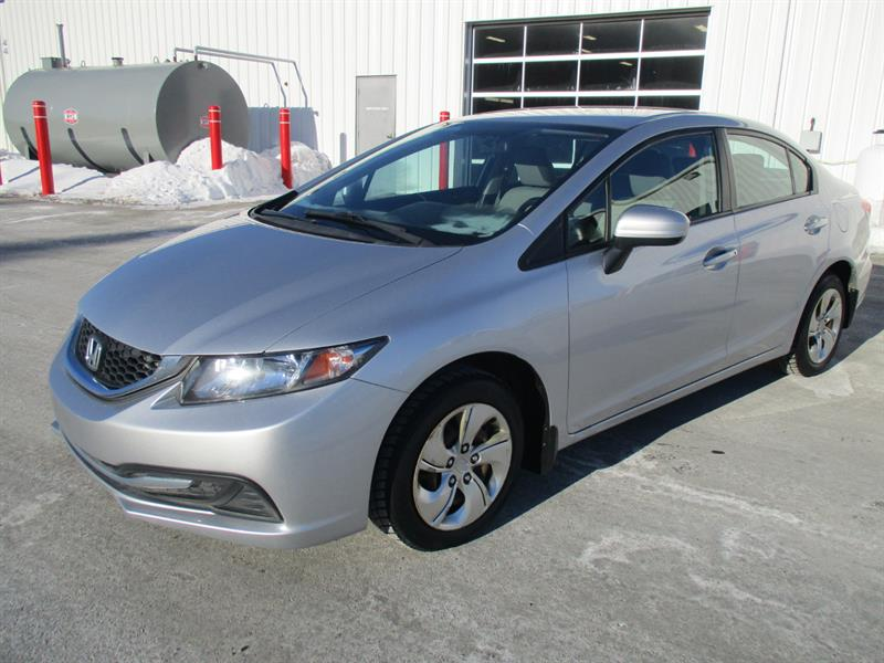 2014 Honda Civic Sedan 4dr CVT LX #h19025a