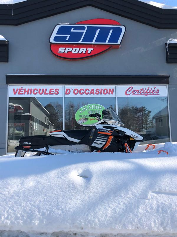 2017 Arctic Cat XF CROSSTOUR 7000 #40271