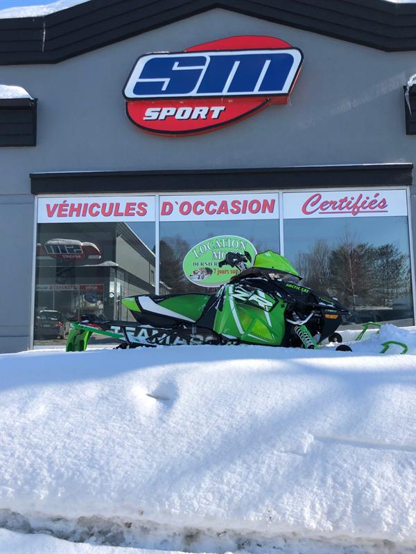 2017 Arctic Cat ZR 9000 RR 137 #40263