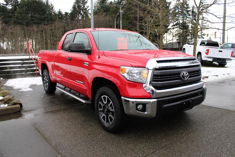 2015 Toyota Tundra 4WD Double Cab 146 5.7L SR #12351A