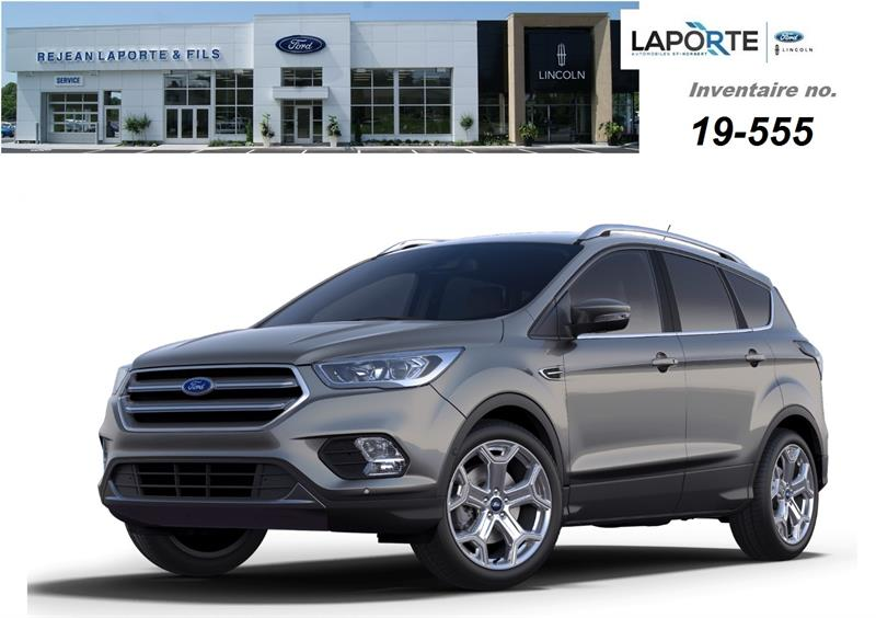 Ford Escape 2019 TITANIUM #19555