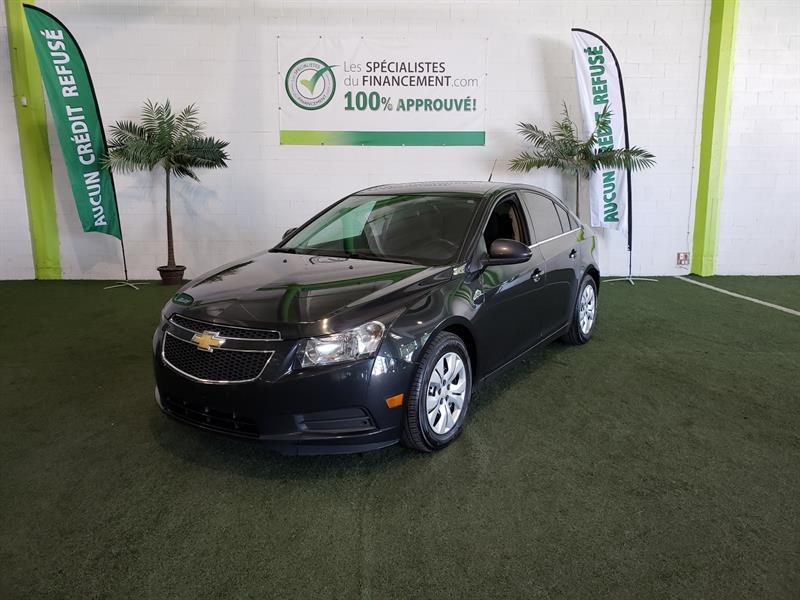 Chevrolet Cruze 2014 4dr Sdn 1LT #2595-02