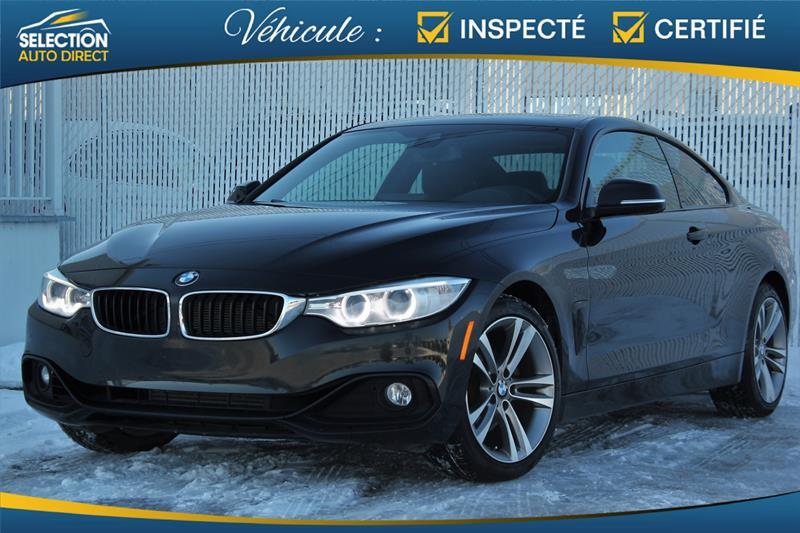 2014 BMW 4 Series 428i  xDrive  #S717486