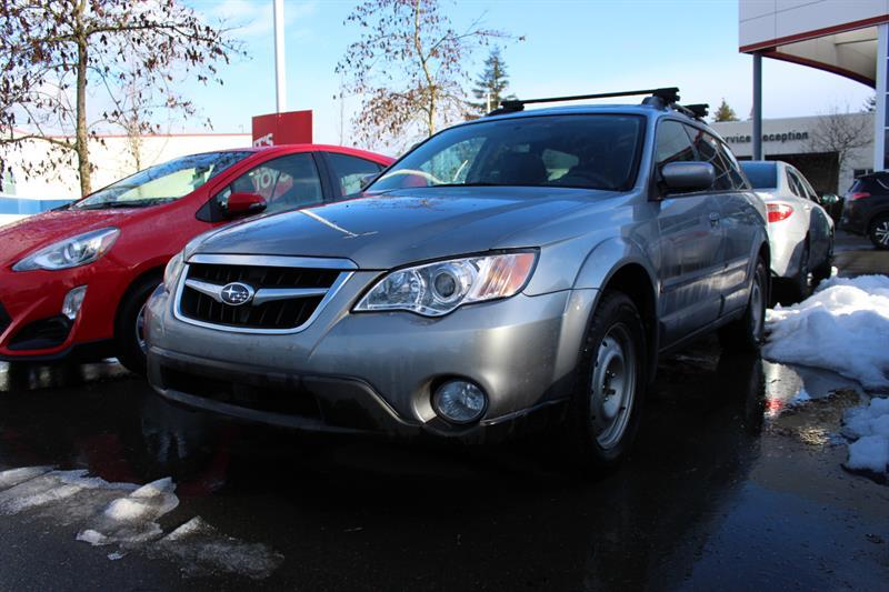 2008 Subaru Outback 5dr Wgn Man 2.5i #12358A