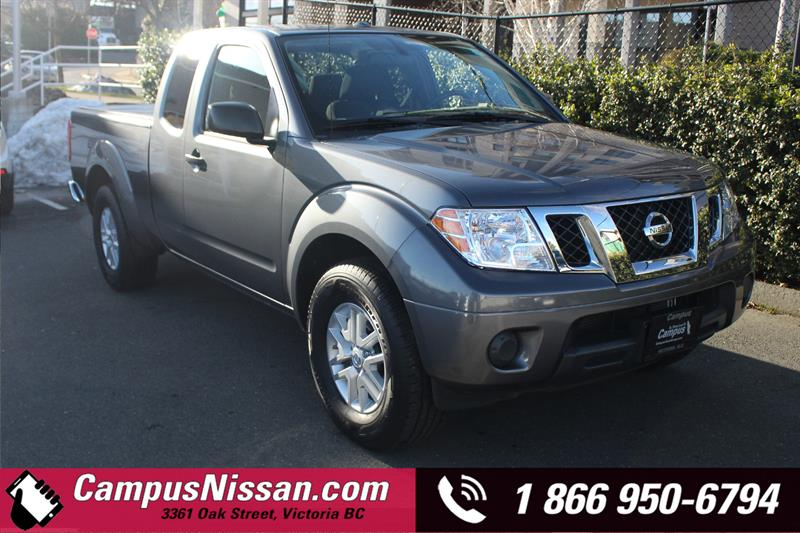 2017 Nissan Frontier | SV | King Cab | 4WD w/ Standard Bed #A7421
