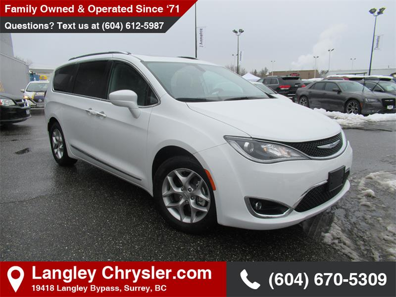 2018 Chrysler Pacifica Touring-L Plus #EE901200