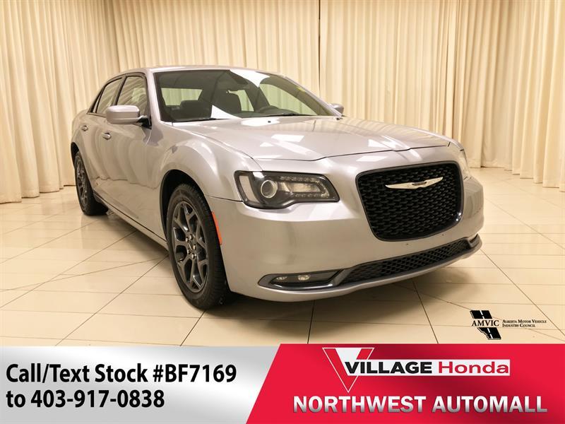 2018 Chrysler 300 (S)  - AWD/Camera/Sunroof #BF7169