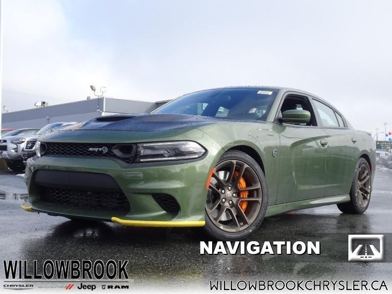 2019 Dodge Charger SRT Hellcat #19C7