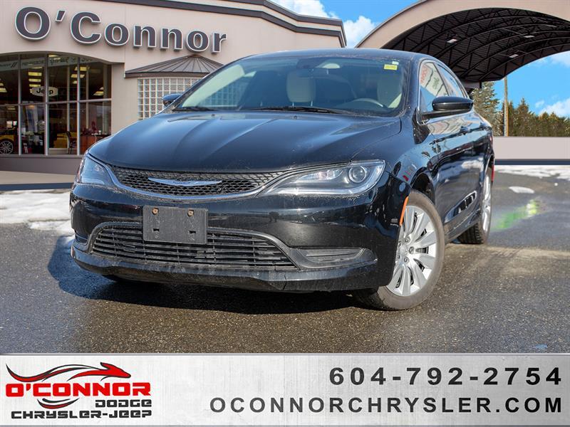 2016 Chrysler 200 LX #16549A