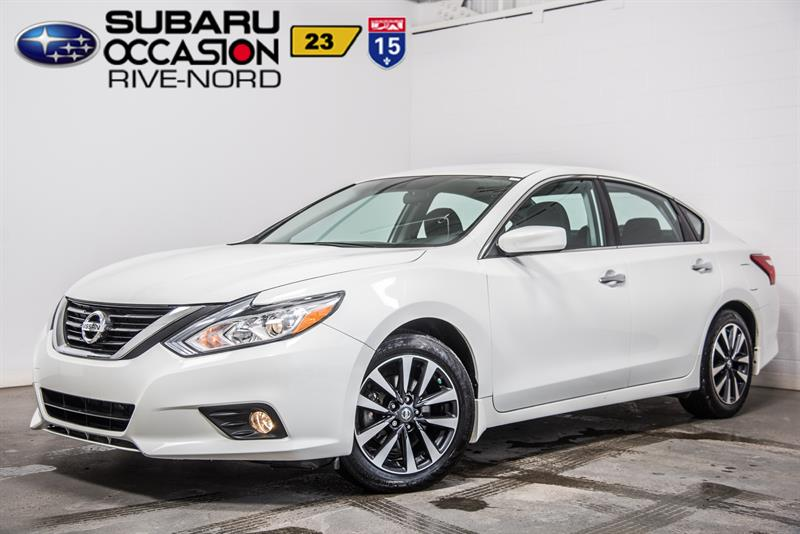 2016 Nissan Altima SV MAGS+CAM.RECUL+SIEGES.CHAUFFANTS #J943702