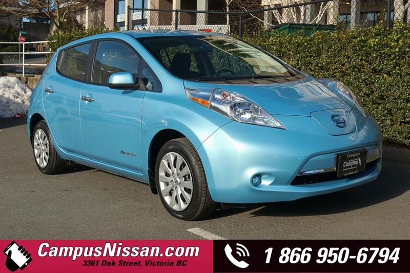 2015 Nissan Leaf | S | FWD w/ Quick-Charge #JN3146