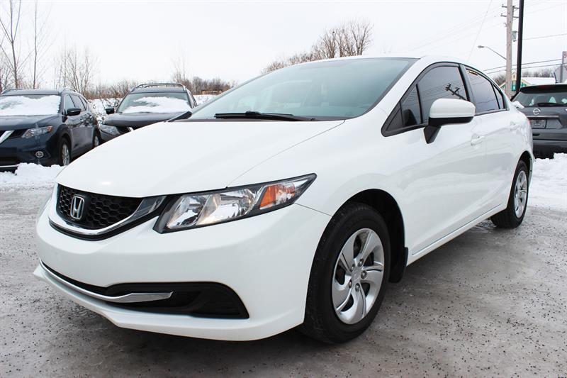 Honda Civic Sedan 2015 LX  #5034