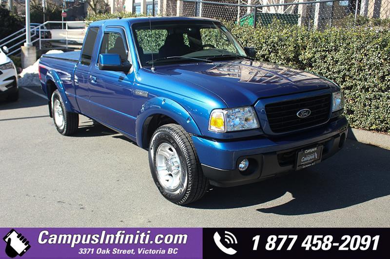 2008 Ford Ranger | Sport | RWD w/ Manual Transmission #JI3125A