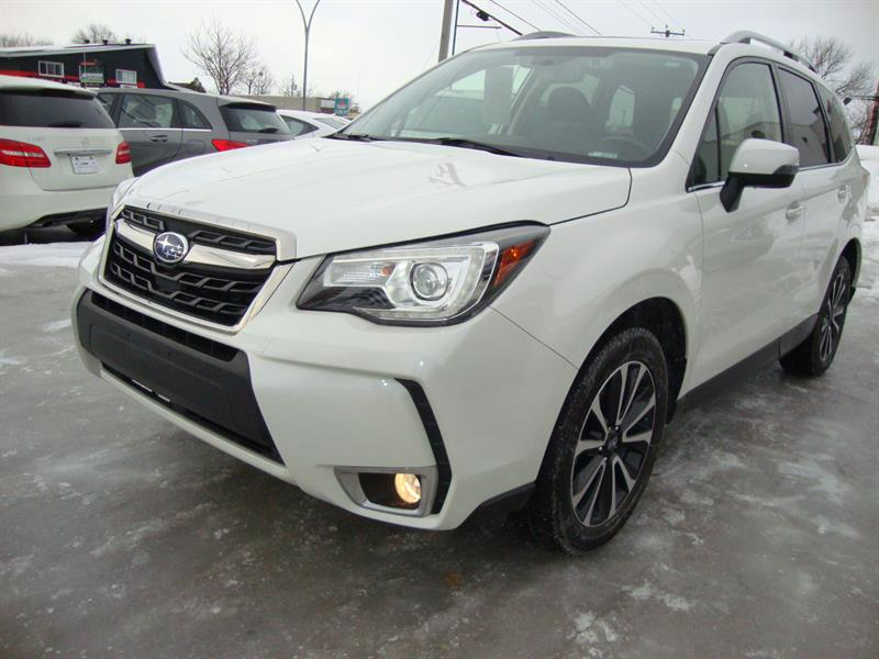 2017 Subaru Forester XT LIMITED EYESIGHT NAV-TECH-PANO-HK SOUND18MAGS #S03