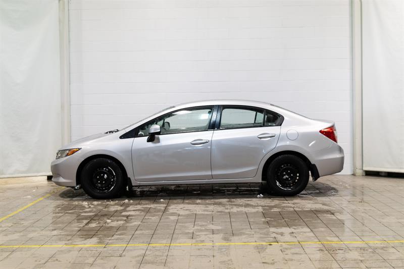 Honda Civic Sdn 2012 * LX * #84776B