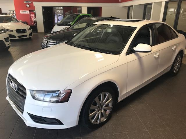Audi A4 2013 Auto Quattro ***1-2-3-4 CHANCES CREDIT*** #116-4485-AD