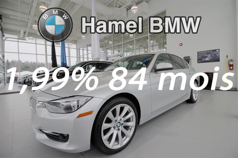 BMW 3 Series 2014 4dr Sdn 320i xDrive AWD #u18-304a