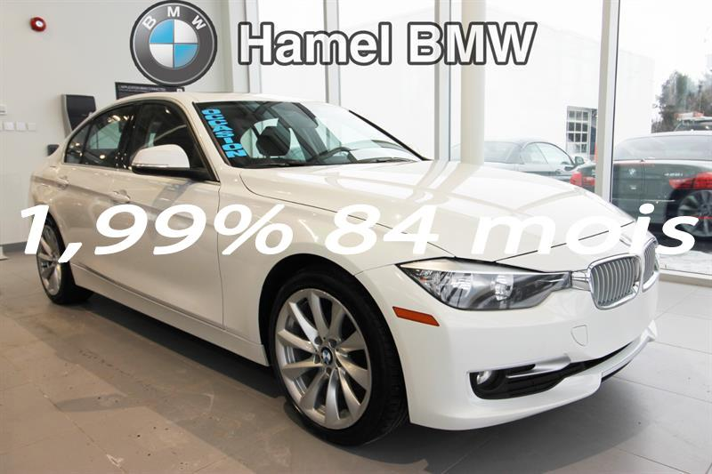 BMW 3 Series 2014 4dr Sdn 320i xDrive AWD #U19-008