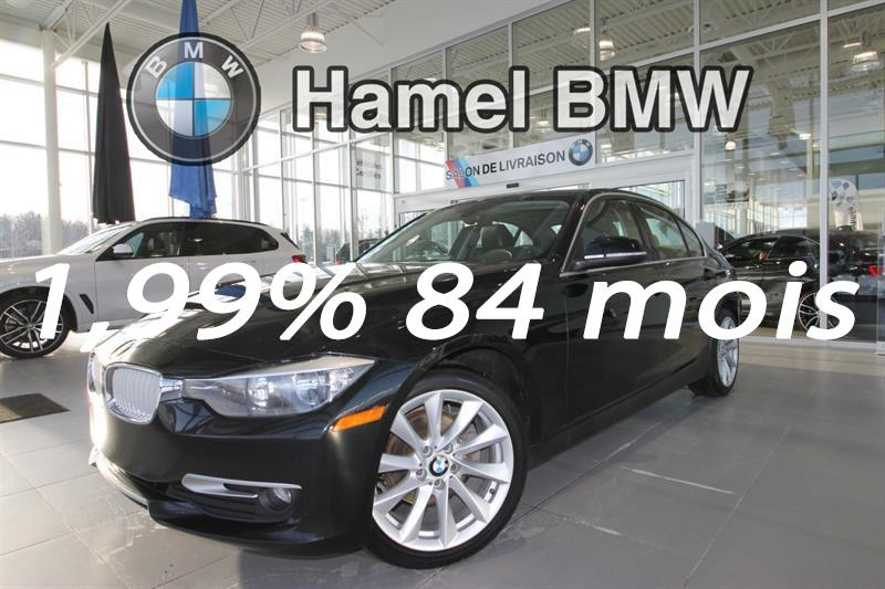 BMW 3 Series 2014 4dr Sdn 320i xDrive AWD #u19-006