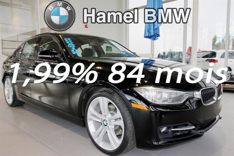 BMW 328XI 2015 328i xDrive #U18-231
