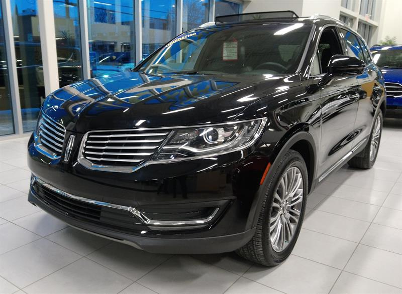 Lincoln MKX 2017