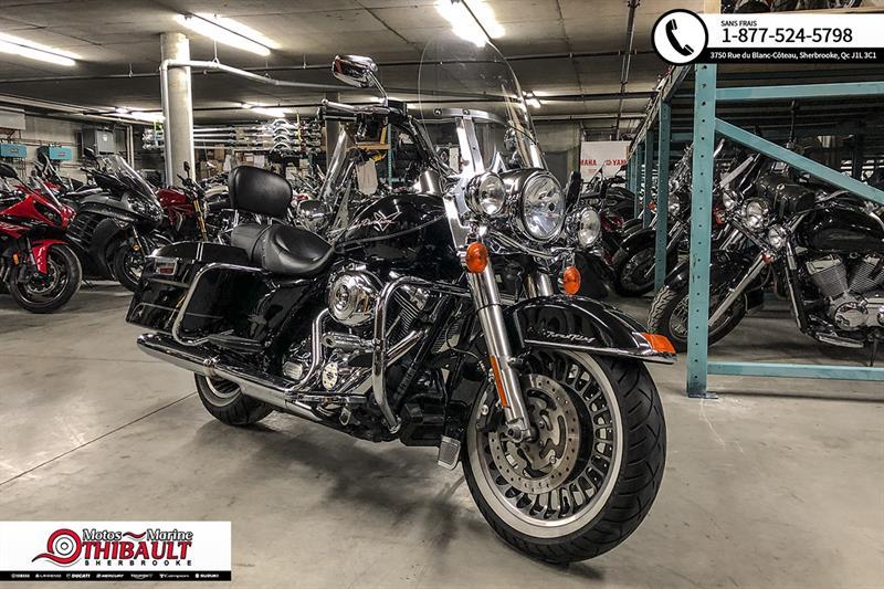 Harley Davidson FLHR Road King 2012