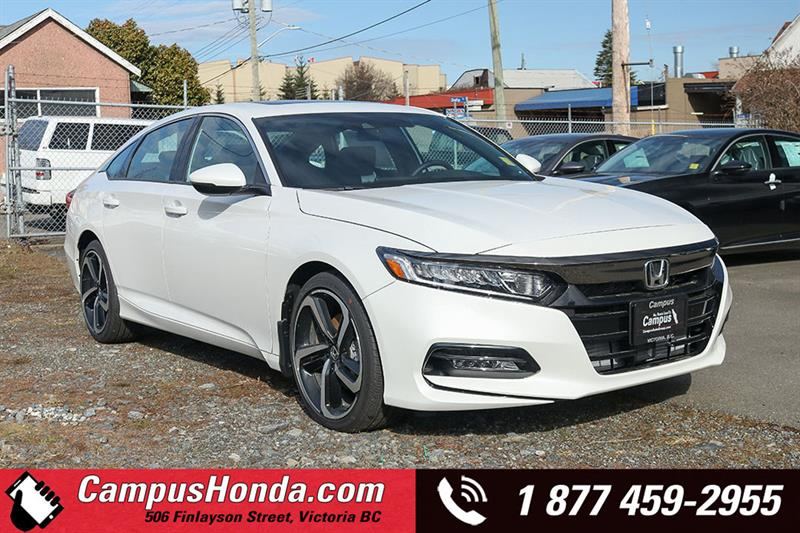 2019 Honda Accord Sport 2.0T #19-0212
