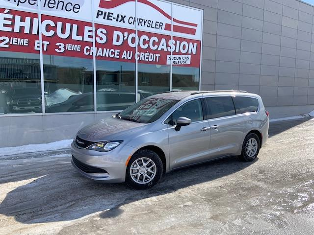 Chrysler Pacifica 2017 4dr Wgn LX #C17514