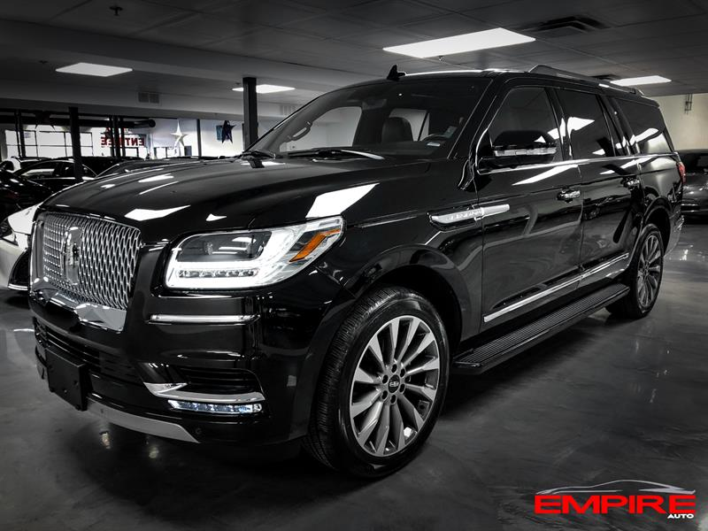 Lincoln Navigator L 2018 SELECT  #A7051