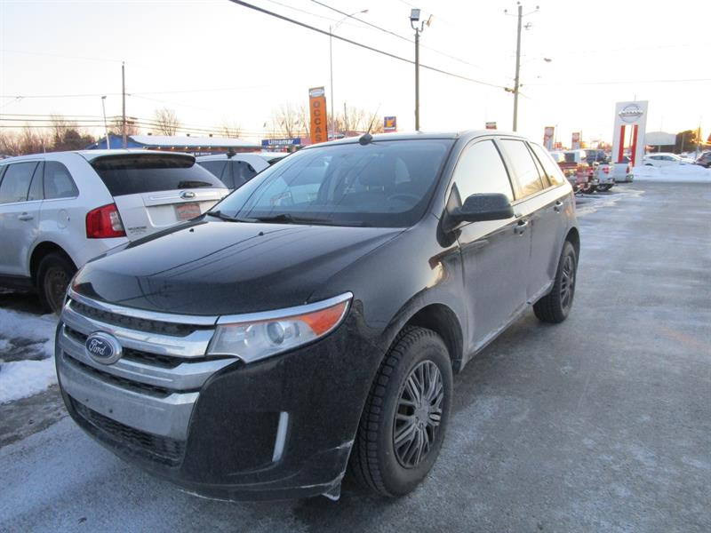 Ford EDGE 2013 4dr SEL FWD #2421b
