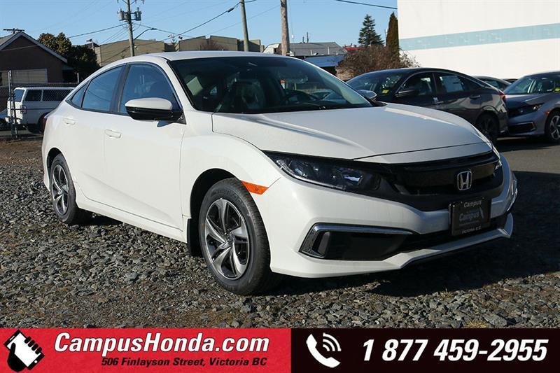 2019 Honda Civic LX #19-0313