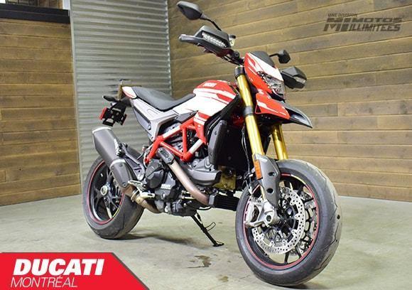 Ducati Hypermotard 939 SP 2018