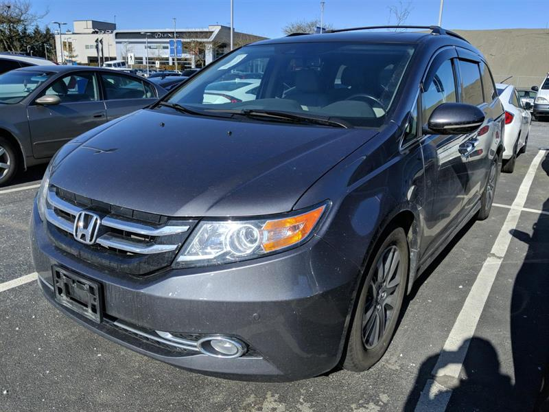 2017 Honda Odyssey Touring! Honda Certified Extended Warranty to 160, #Y0345A