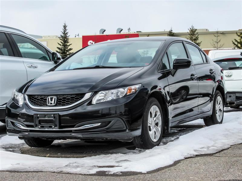 2014 Honda Civic AUTOMATIC #09030