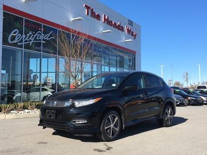 2019 Honda HR-V Touring-HS 4WD #19-301