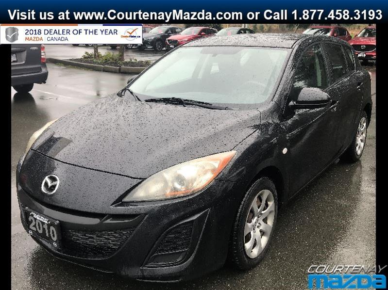 2010 Mazda Mazda3 Sport GX at #18MZ37756A