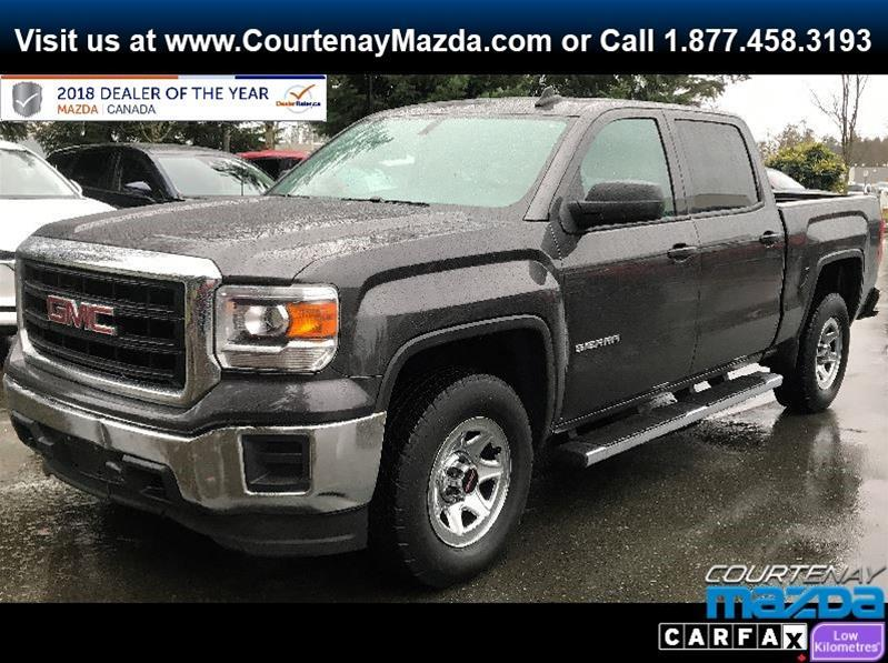 2015 GMC Sierra 1500 Crew 4x4 SLE / Short Box #P4786