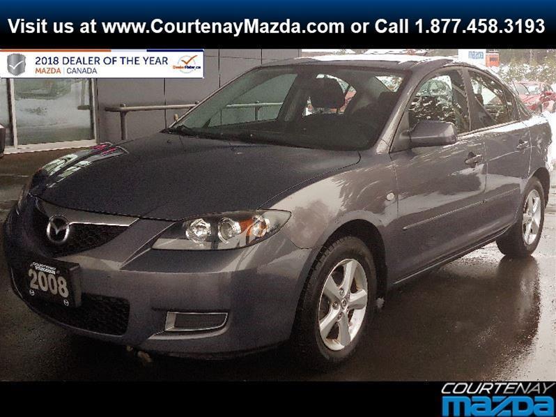 2008 Mazda Mazda3 GS 5sp #P4810
