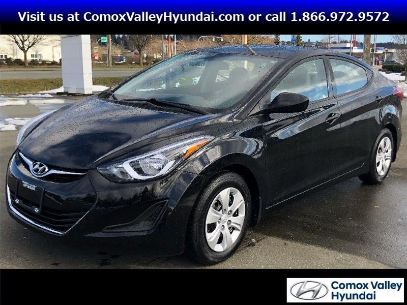 2016 Hyundai Elantra Sedan GL - at #19TU2033A