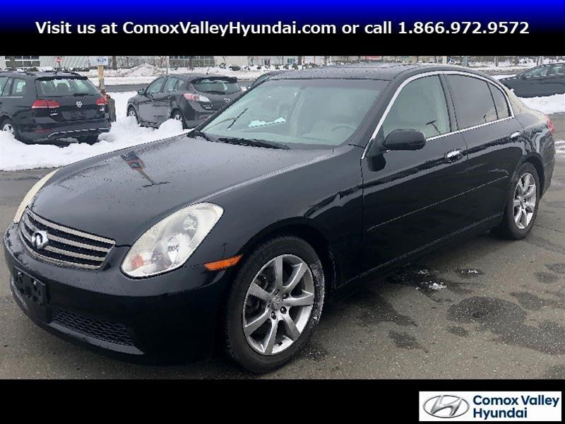 2005 Infiniti G35 Luxury #PH1060
