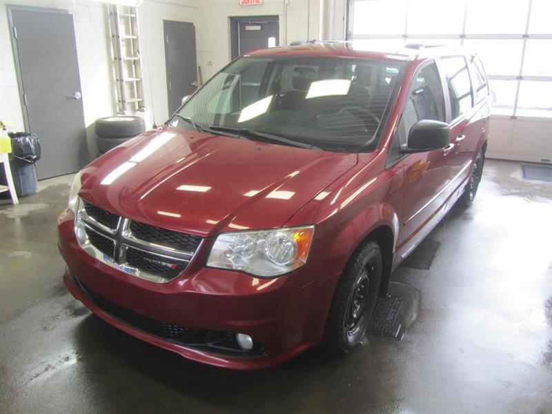 Dodge Grand Caravan 2011 DODGE GRAND CARAVAN STOW N GO #4427