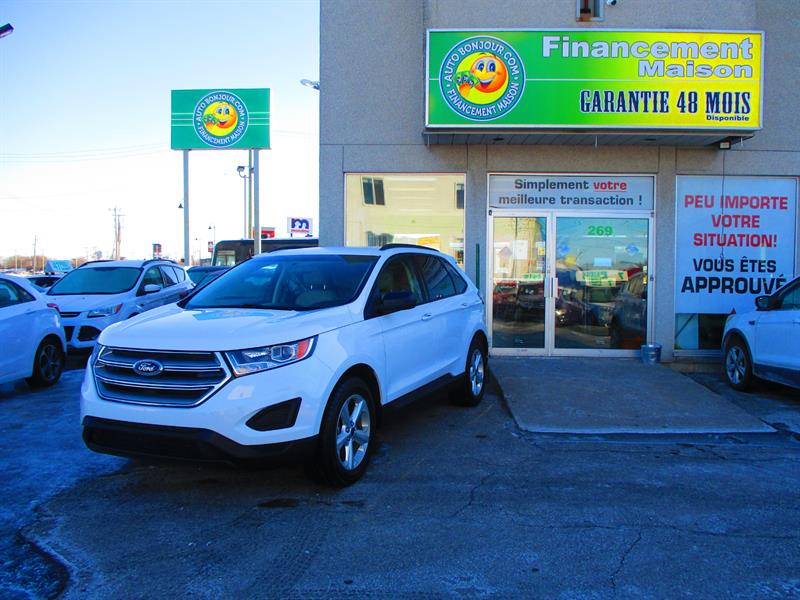 Ford EDGE 2016 4dr SE AWD #19-007