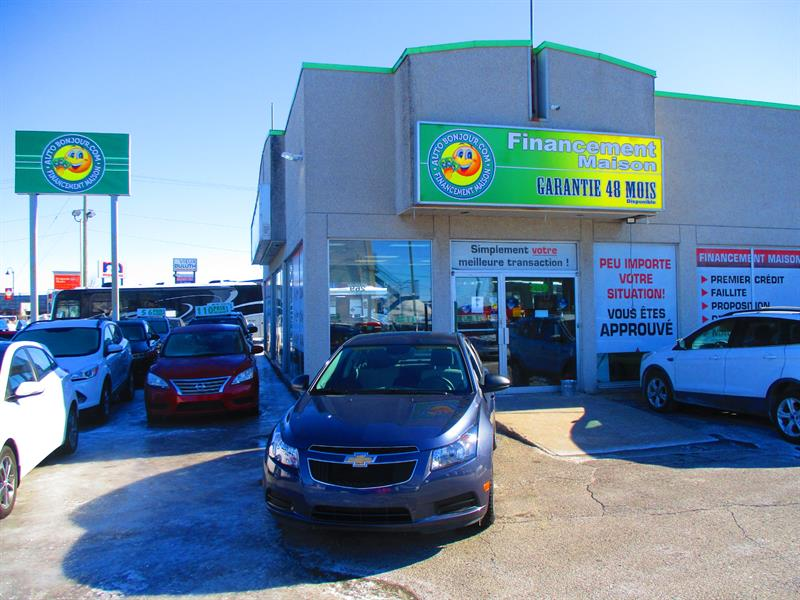 Chevrolet Cruze 2014 4dr Sdn 1LS #19-017