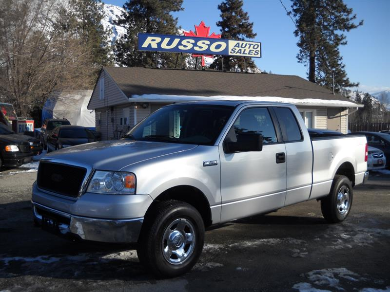 2008 Ford F-150 XLT, 4X4, LOW KMS....SOLD.... #N0087