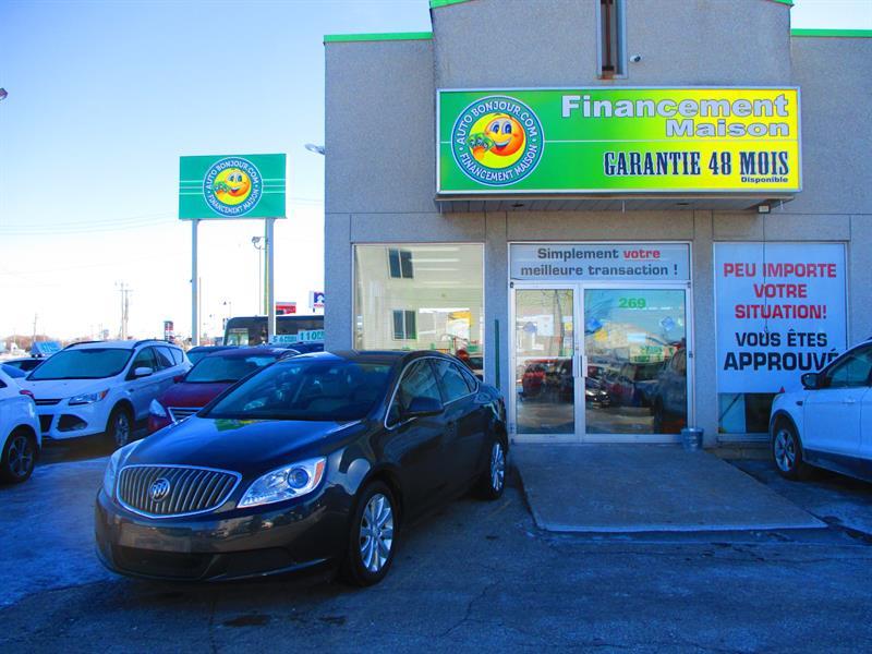 Buick Verano 2015 4dr Sdn w-1SD #19-016