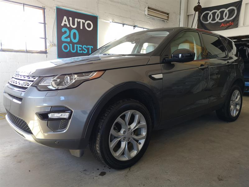 Land Rover Discovery Sport 2018 HSE AWD #A-19014